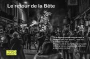 La bête - Gérard Clerc, à Villasavary, aire de repos Arterris D613