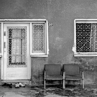Buket ozatay cypriot door