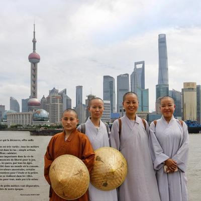 Chine - Marie Louise Bernard, à Laurabuc