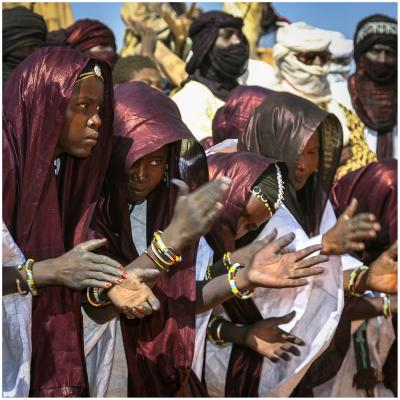 La marche des peuples du désert
