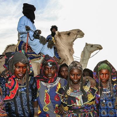 Jeunes femmes peuls