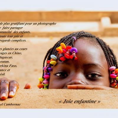 Joie enfantine - Michel Cambornac, à Ferran
