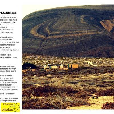 Lanzarote - Karine MARTINS à Plavilla