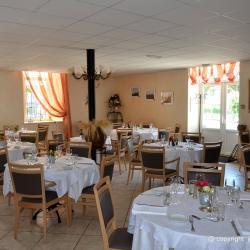 Jean Paul Salort au restaurant Les Minotiers - Mirepoix