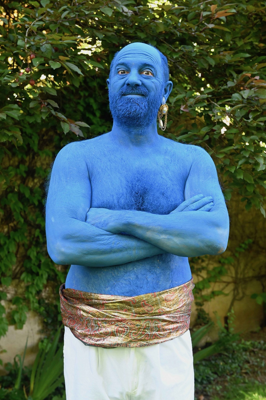 Mutant bleu 1920