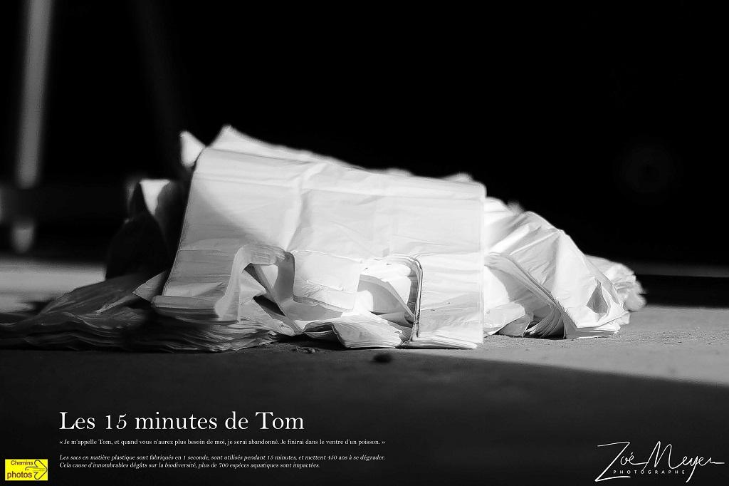 Les15mn de Tom - Zoé Meyer à castelnaudary
