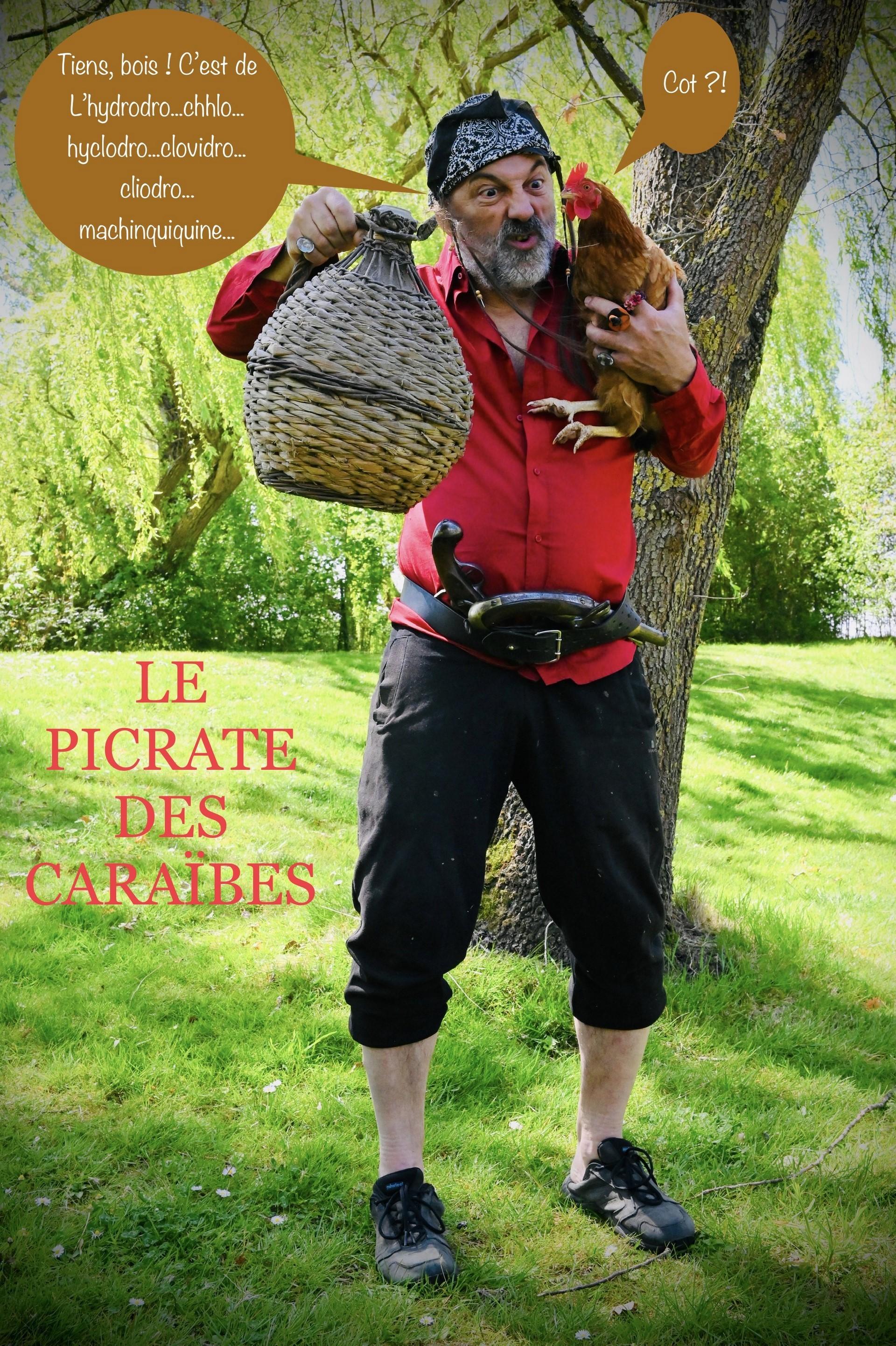 Pirate des caraibes 1920