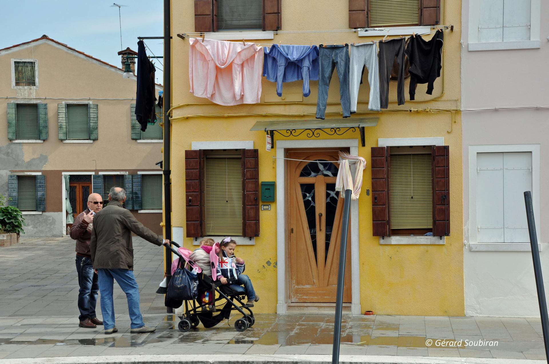 La rue, de Gérard Soubiran