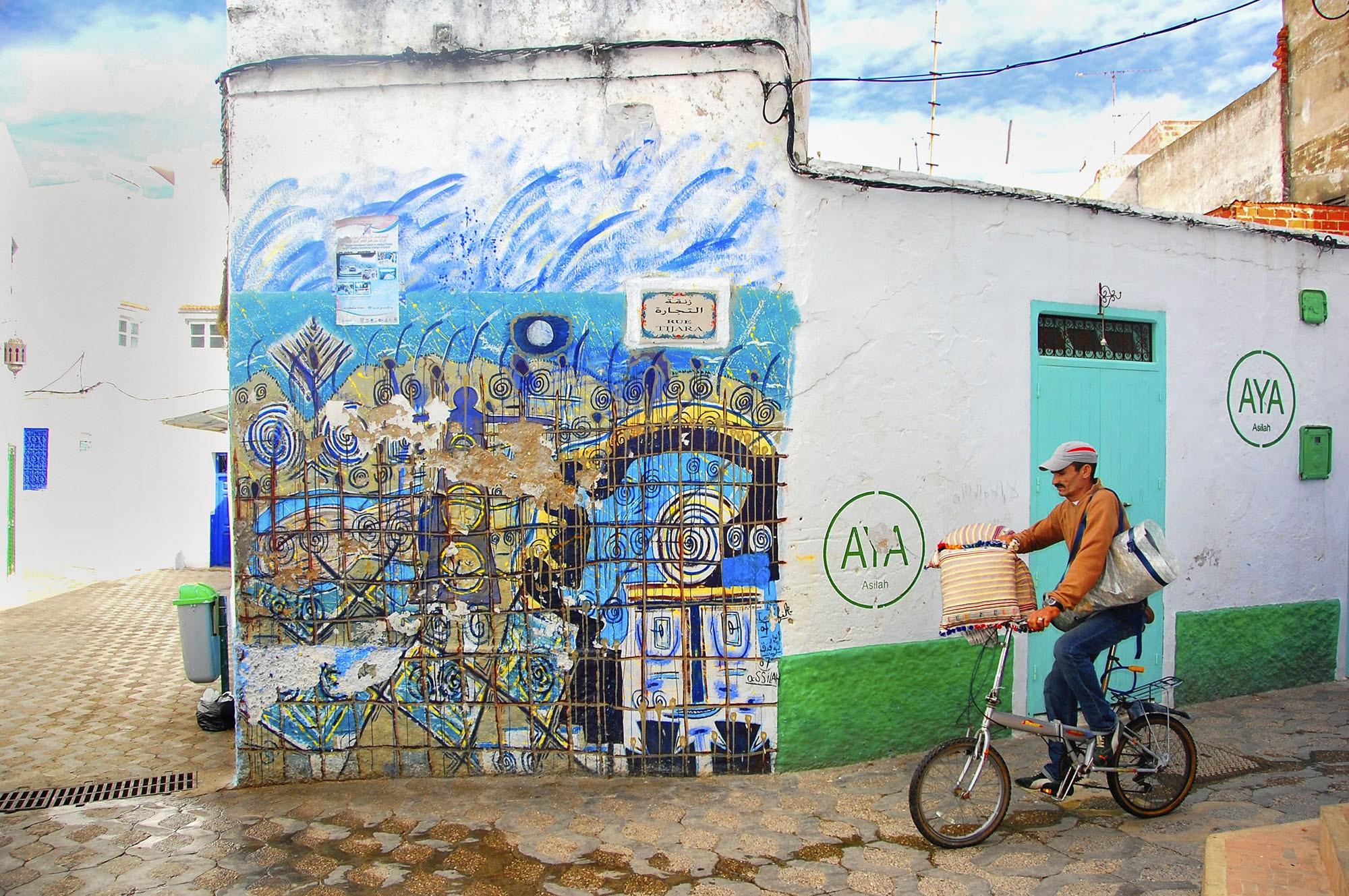 Street art maroc 10
