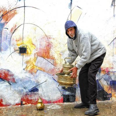 Street art maroc 11