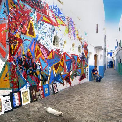 Street art maroc 12