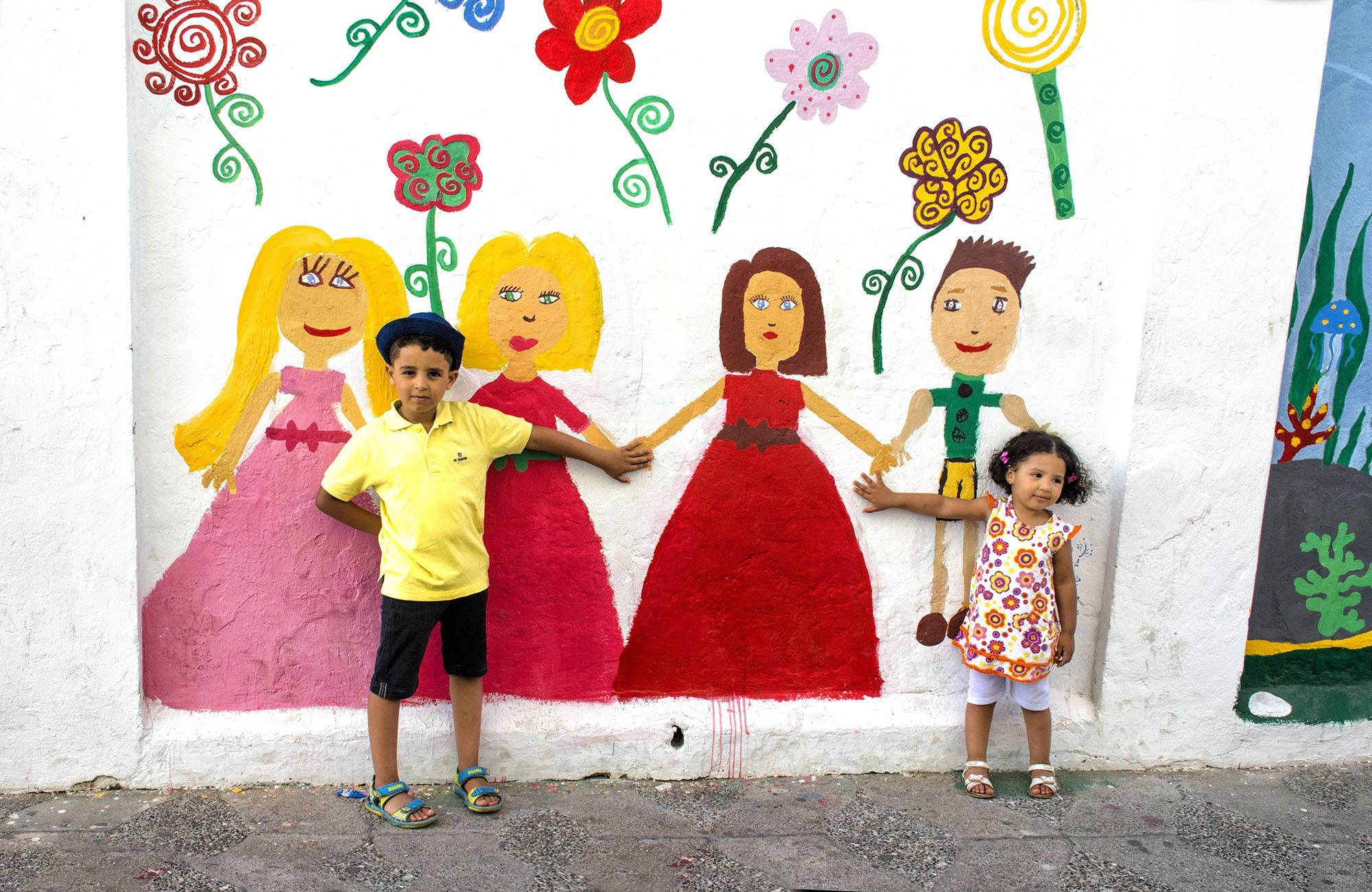 Street art maroc 2