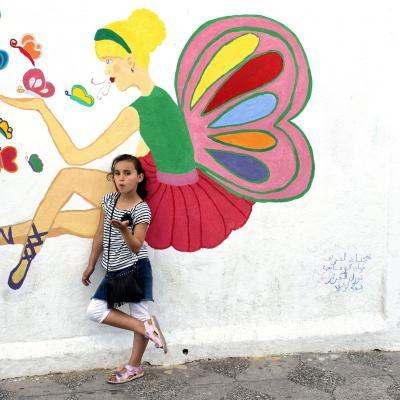 Street art maroc 3
