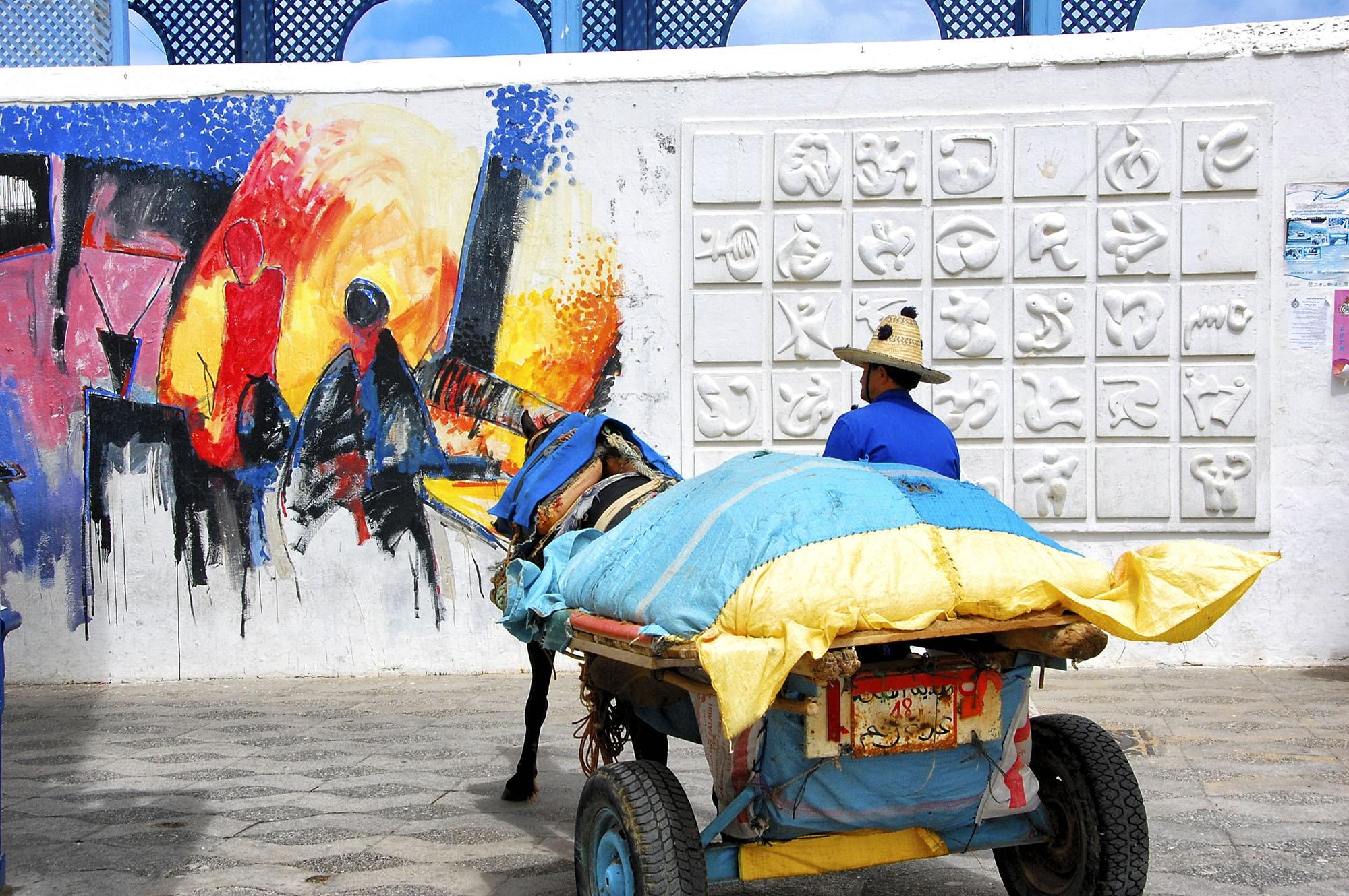 Street art maroc 4