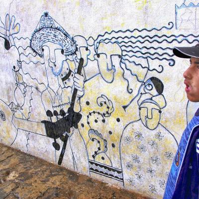 Street art maroc 5