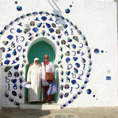 Street art maroc 7
