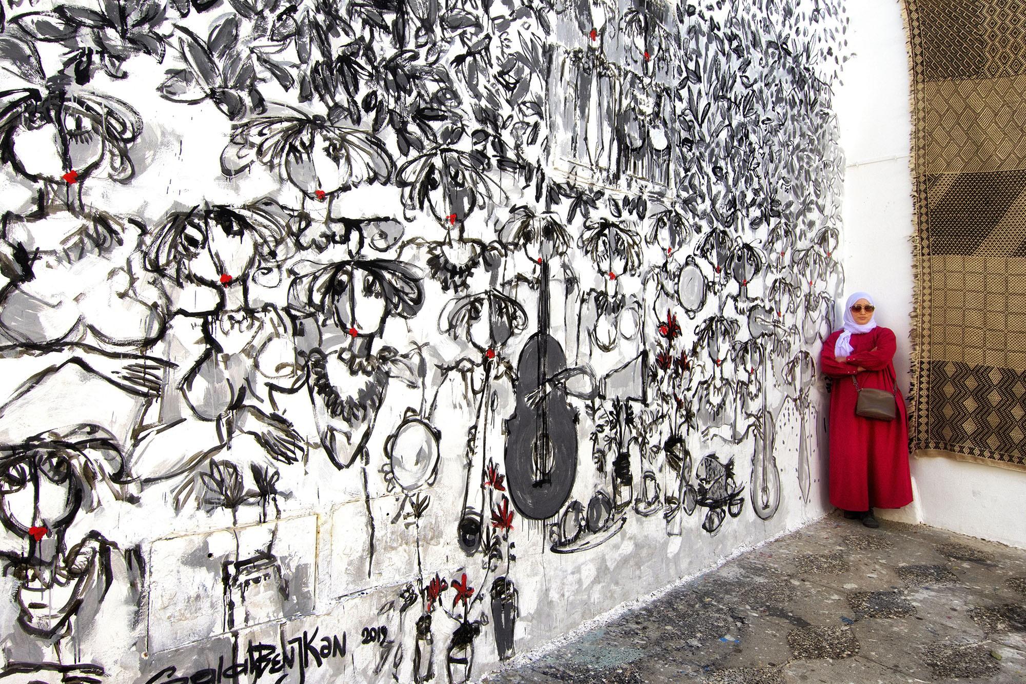 Street art maroc 8