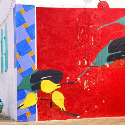 Street art maroc 9