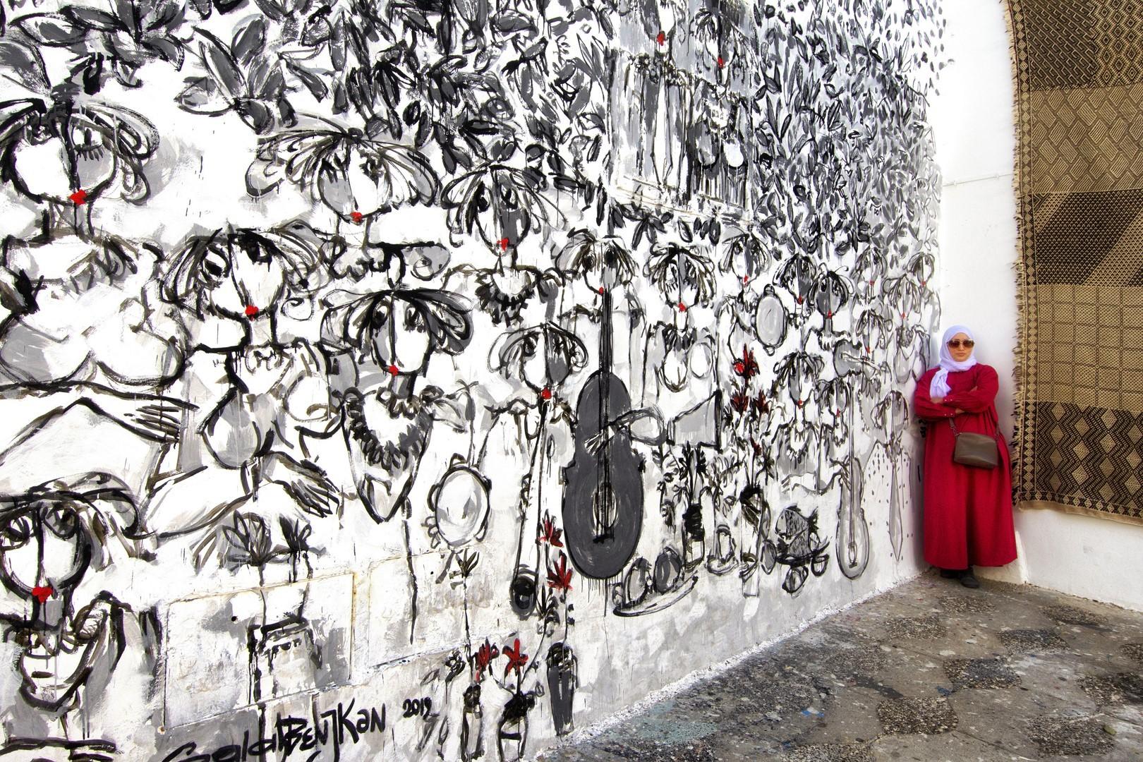 Tack street art copier