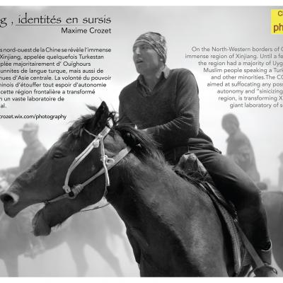 Xinjiang, identités en sursis - Maxime Crozet à Laurabuc