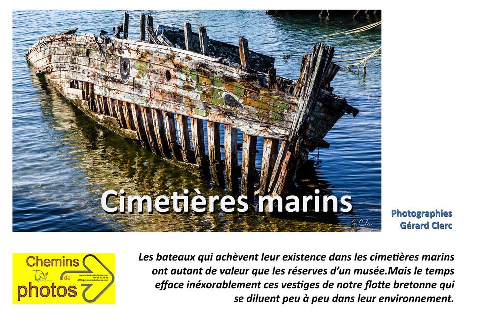 Cimetières de bateaux