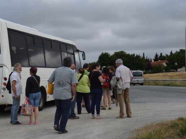 Capture bus