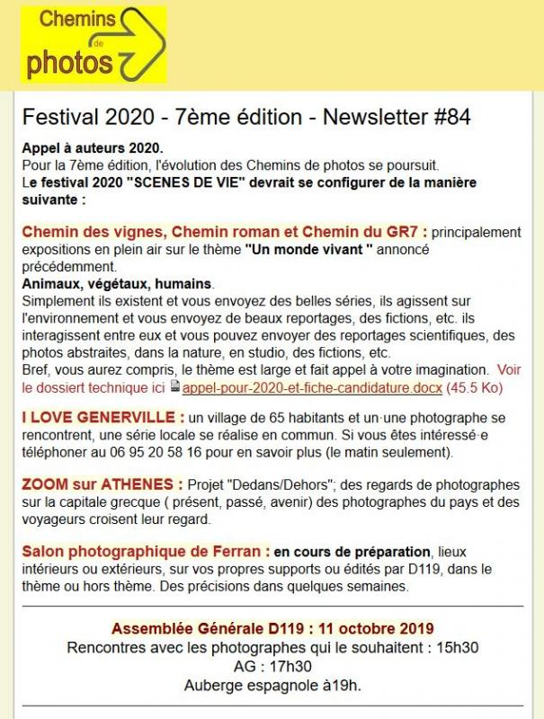 Capture lettre info festival 2020