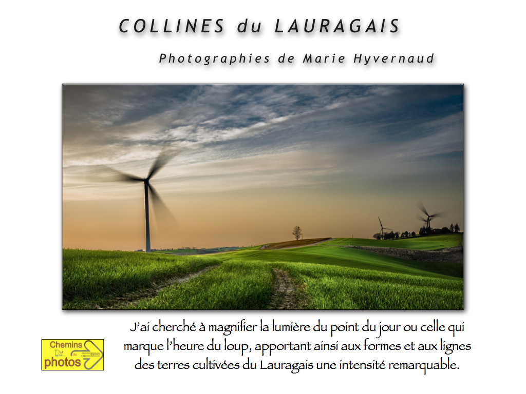 Hyvernaud collines lauragais