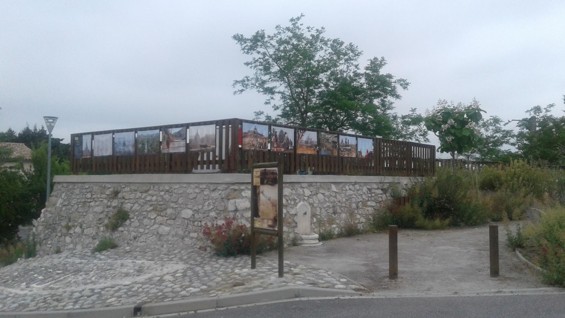 Jardin barriere 1