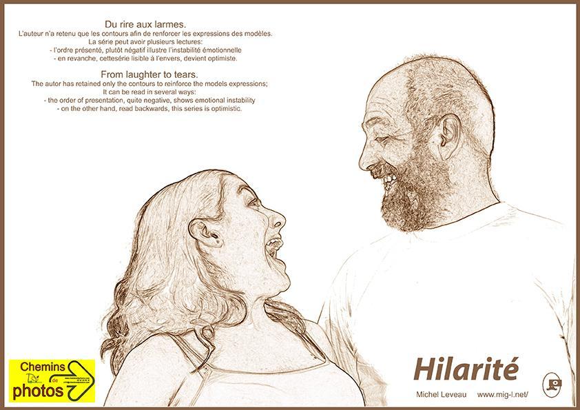 Leveau du rire aux larmes