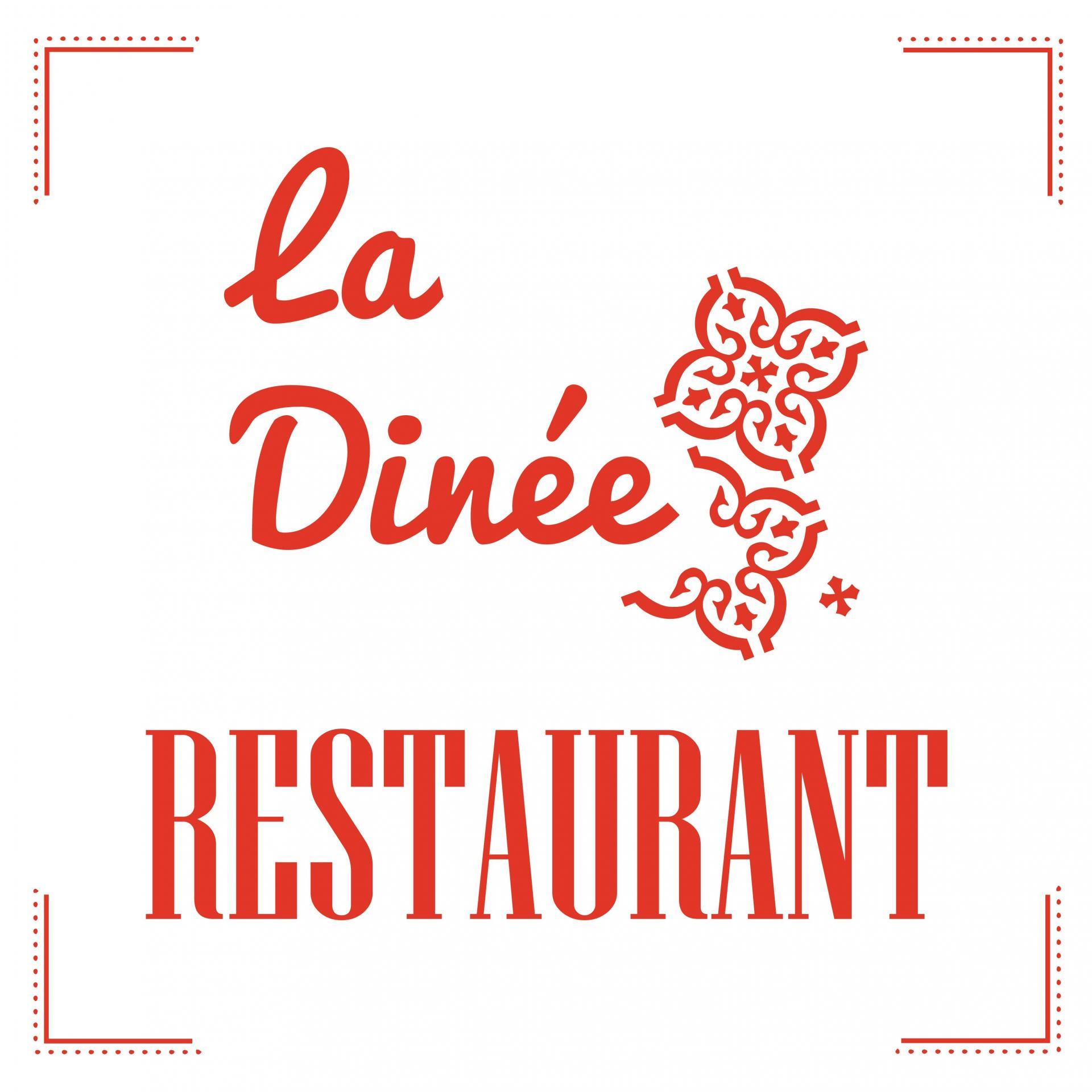 Logo restaurant la dinee