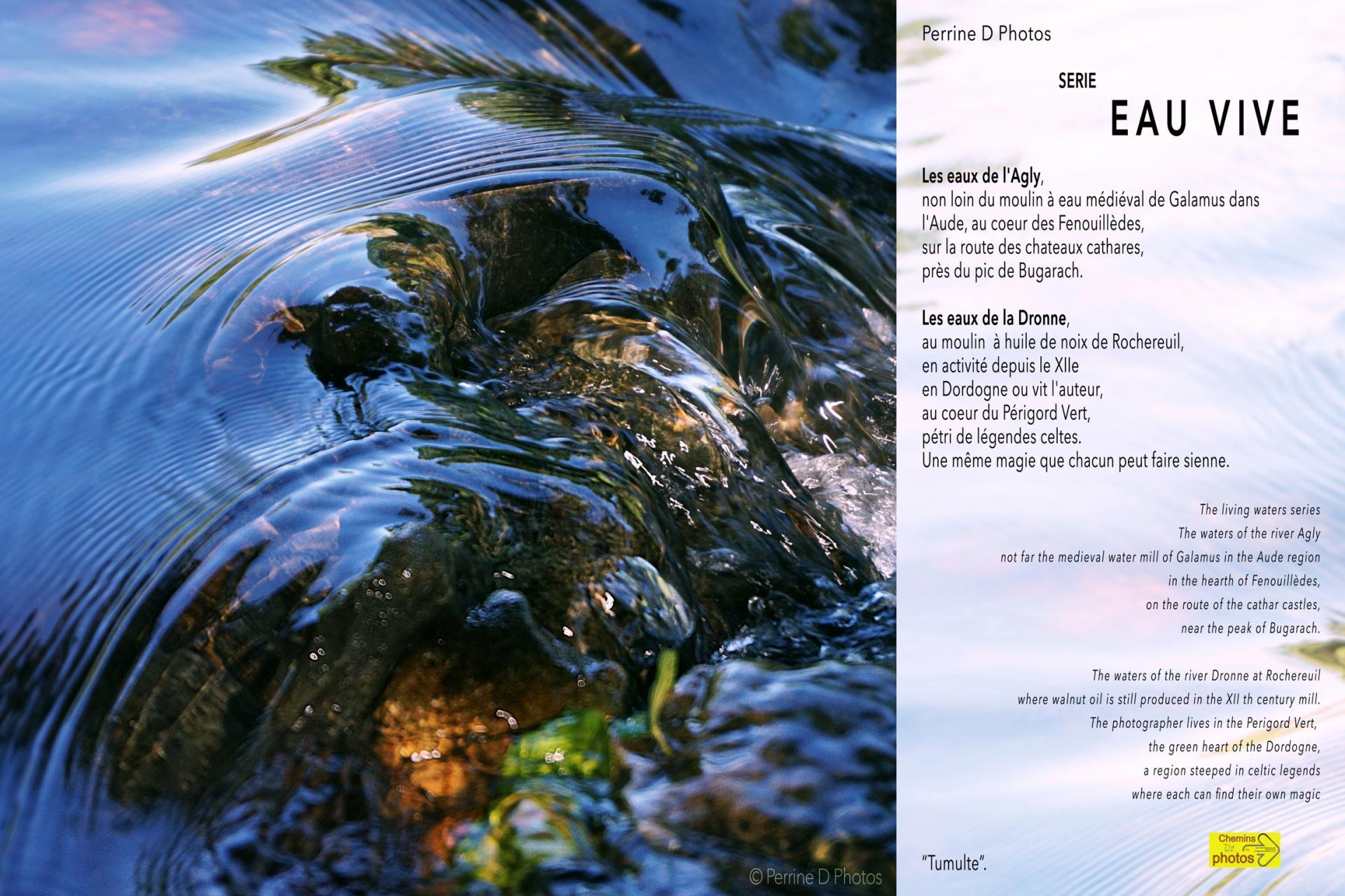 Perrine eau vive