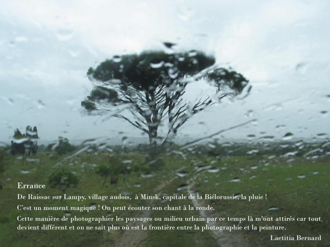 Pluie laetitia
