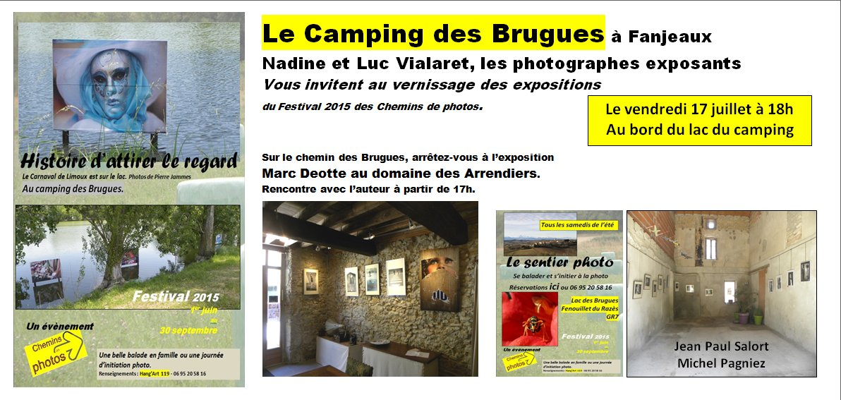 Vernissage camping